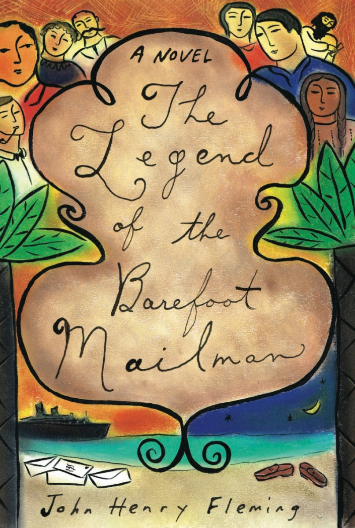 The Legend of the Barefoot Mailman